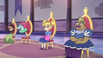 S3E10 Royal princesses sitting in their seats