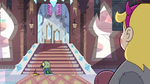 S3E7 King Ludo looking back at Star Butterfly