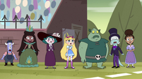 S4E16 Mewmans and monsters starting to gather