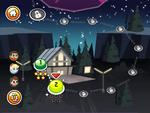 Disney XD Hero Trip level select screen