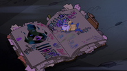S2E27 Glossaryck appears out of the book