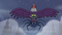 S2E2 Ludo and his mounts swooping down