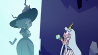 S3E2 Moon shocked that Eclipsa is crystallized again