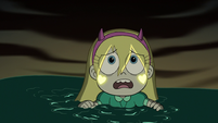 S3E7 Star Butterfly's cheek emblems start glowing