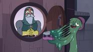 S4E1 Slime Monster 'fresh linen smell'