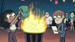 S2E41 ECA kids burning their homework
