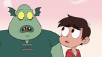 S3E7 Marco and Buff Frog feel sorry for Queen Moon