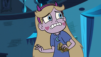 S3E9 Star Butterfly getting even more scared