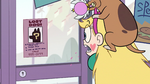 S2E6 Star Butterfly finds a Lost Dog flyer
