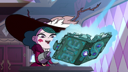 S3E29 Eclipsa Butterfly 'writing is rewriting'