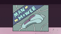 S4E11 Man Mower-brand electric razor