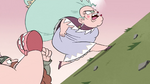 S2E15 Aunt Etheria chases after Star Butterfly