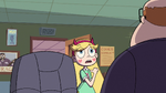 S2E38 Star Butterfly leaving Skeeves' office