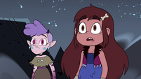 S4E28 Teen Mariposa looking disgusted
