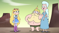 S4E3 Moon invites Star to come with them