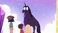 S4E31 The black unicorn appears