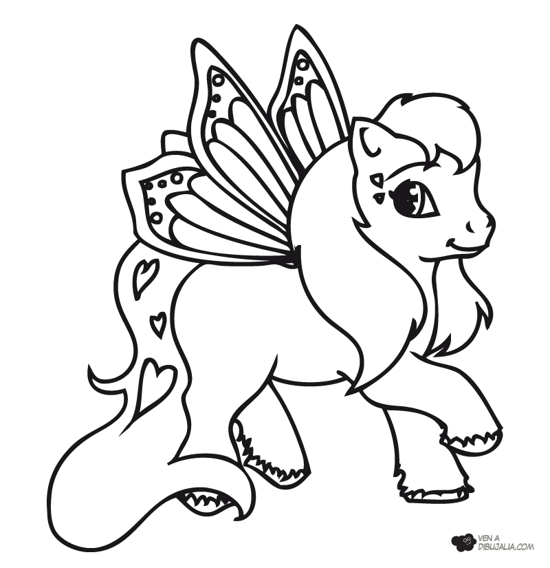 Image - Poni-mariposa.png   Star vs. the Forces of Evil Wiki ...