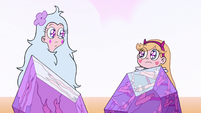 S3E38 Star and Moon don't recognize each other