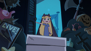 S3E9 Star Butterfly opening her closet door