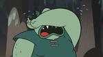 S2E12 Buff Frog bawling like a baby