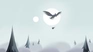 S2E2 Giant eagle drops Ludo out of the sky