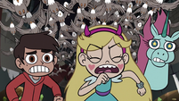 S3E20 Star Butterfly 'I told you to be gentle!'