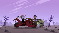 S4E22 Marco and Tom go for a ride