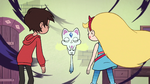 S2E30 Baby appears before Star and Marco
