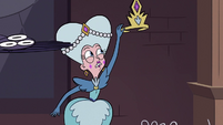 S3E28 Queen Butterfly retrieves her crown
