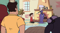 S2E36 Miss Heinous recognizes 'Princess Marco'