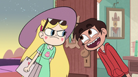 S2E40 Marco asks for Star's help in the kitchen