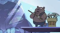 S4E1 Bear monster 'oh, not again!'