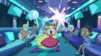 Star Vs the Forces of Evil Soundtrack Rubber Sparkle Bounce House