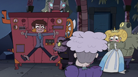 S3E24 Marco hooked up to Heinous' machine