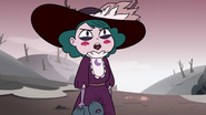 S3E36 Eclipsa Butterfly being firm with Meteora