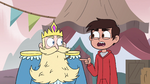 S4E1 Marco 'you gotta be starving'