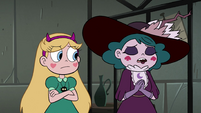 S4E7 Queen Eclipsa heaving a heavy sigh