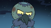 S3E3 Ludo looking annoyed at Glossaryck