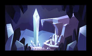 Moon the Undaunted - Background Art 1