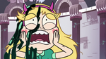 S3E5 Star Butterfly freaks out after waking up