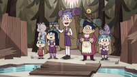 S4E8 Another family of Mewmans appears