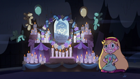 S2E27 Star finishes making Bon Bon's shrine