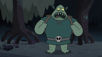 S3E31 Buff Frog 'I know nothing of letter'