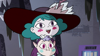S4E34 Eclipsa 'sneak out through the canals'