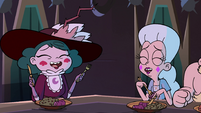 S4E3 Eclipsa and Moon laughing together