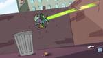 S2E14 Ludo flies back into a brick wall