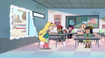 S2E16 Star Butterfly creates an escape window