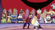 S3E10 King Dave and King River arguing loudly