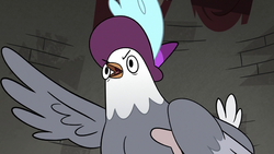 S3E20 Rich Pigeon 'for all of Mewni'