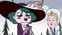 S3E36 Eclipsa Butterfly imitating Rich Pigeon